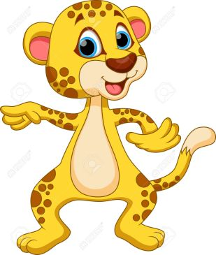29315477-Cute-cheetah-cartoon-dancing-Stock-Vector